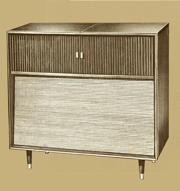Fisher Contemporary II Console
