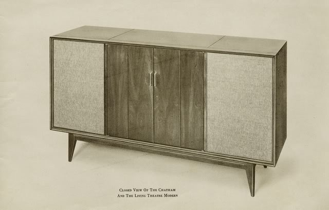 Fisher Chatham Modern Console
